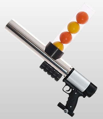 Stress Ball Cannon